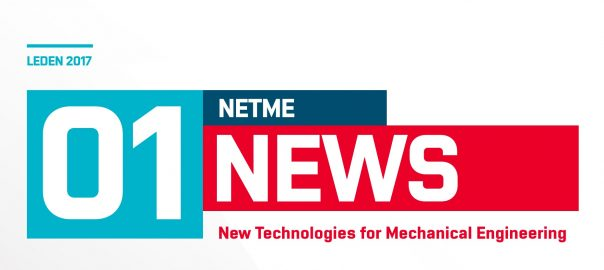 NETME News 01/2017