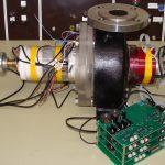 Identifikace parametru motoru
