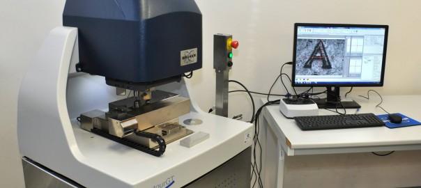 3D optický profilometr