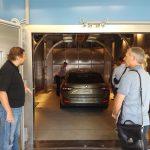 V klimatické komoře se testuje například tepelný komfort pasažérů ve voze