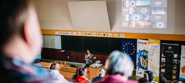 Přednáška dr. Jany Hoderové na FabFestu 2018