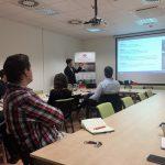 Přednáška dr. DelRia pro výzkumníky z FSI