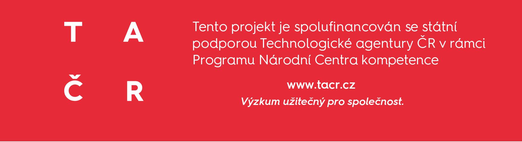 TA ČR_NCK
