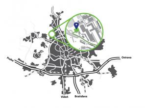 Mapa NETME