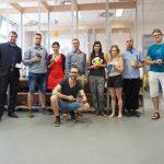 Návštěva FabLabu Brno, který provozuje Jihomoravské inovační centrum
