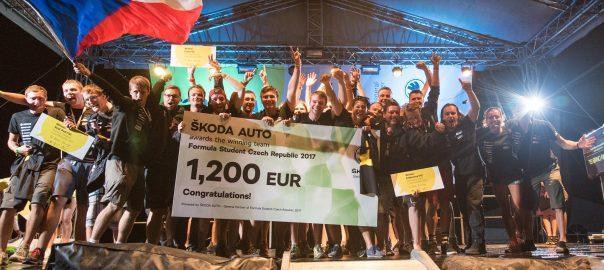 TU Brno Racing 2017