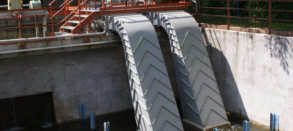 Vírová turbína násoskového typu