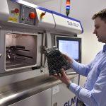 strojLAB, univerzitní dílna 3D tisku
