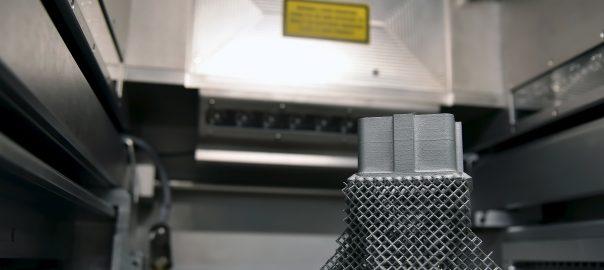 Kovový 3D tisk