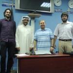 Školení software W2E. Kuvajt