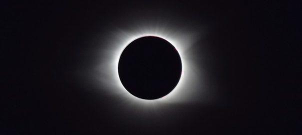 Zatmění Slunce (zdroj: Pixabay.com)
